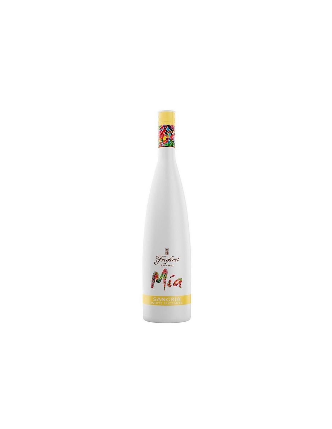Vin alb Sangria, Freixenet Mia, 7.5% alc., 0.75L, Spania