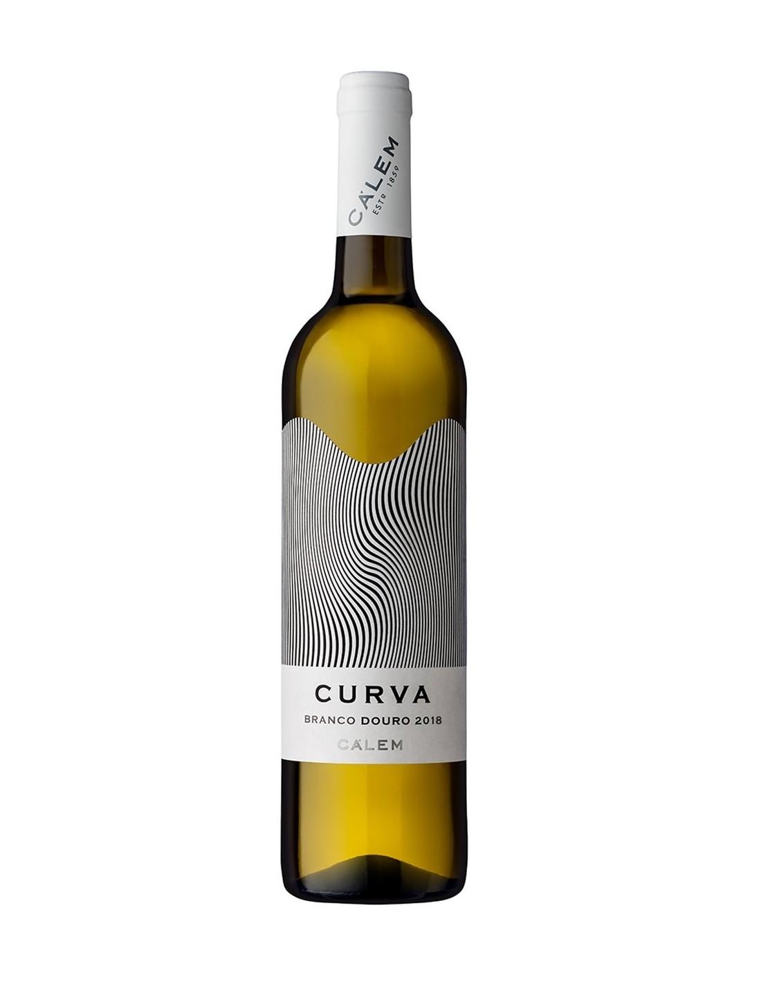 Vin alb Curva Branco Douro, 13% alc., 0.75L, Portugalia