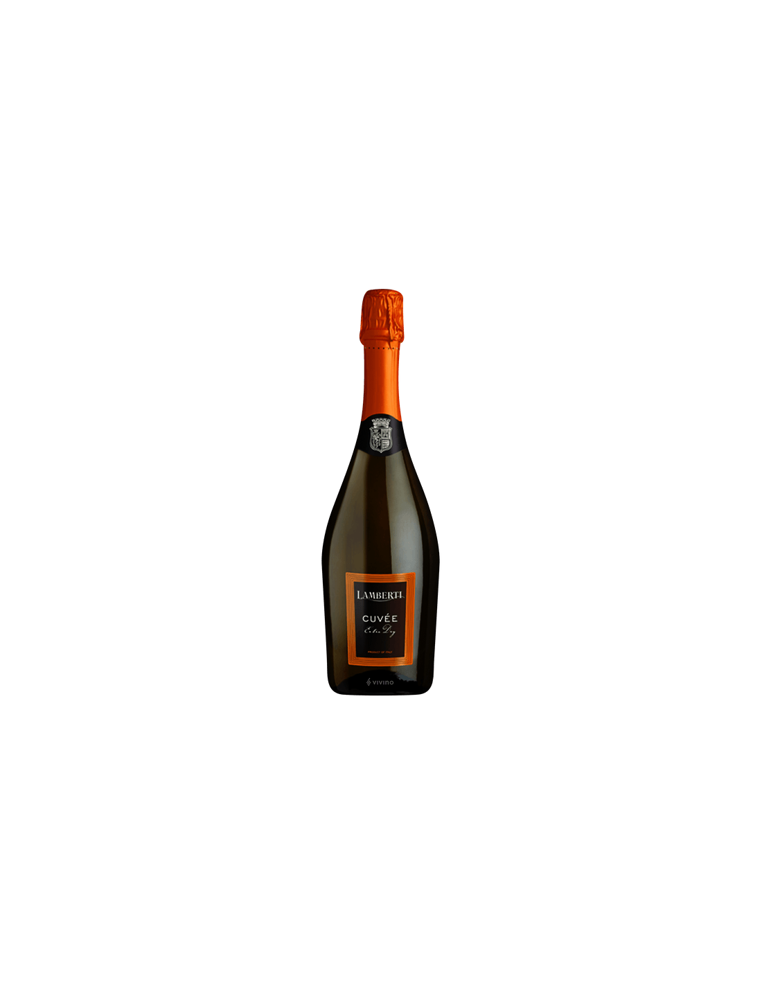 Vin spumant Lamberti Cuvée Extra Dry, 12% alc., 0.75L, Italia