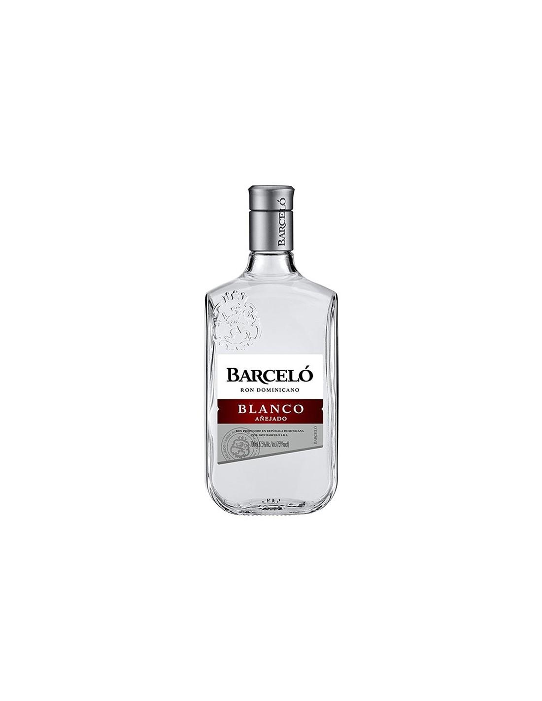 Rom Barcelo Blanco, 37.5% alc., 0.75L, Olanda