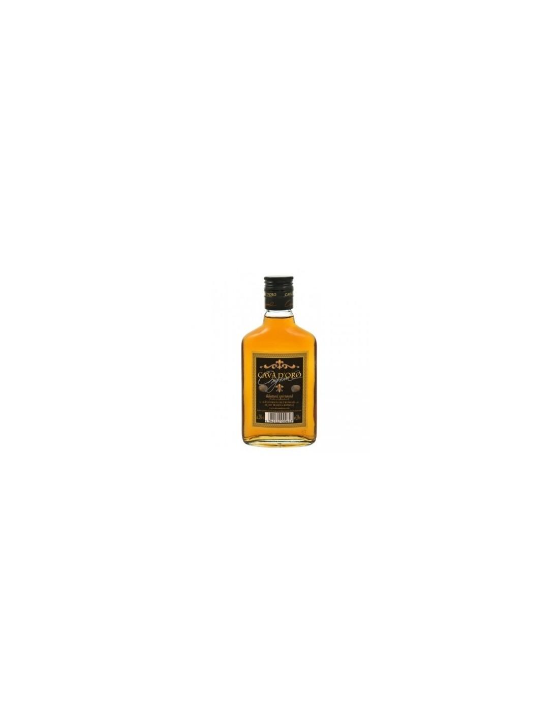 Brandy Cava Doro, 28% alc., 0.1L