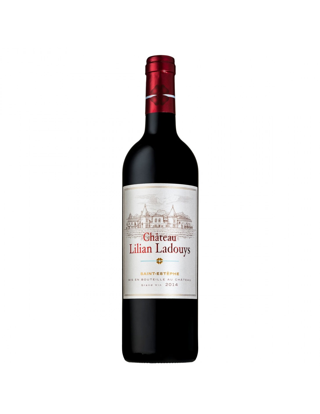 Vin rosu, Chateau Lilian Ladouys Saint-Estephe, 0.75L, 13.5% alc., Franta