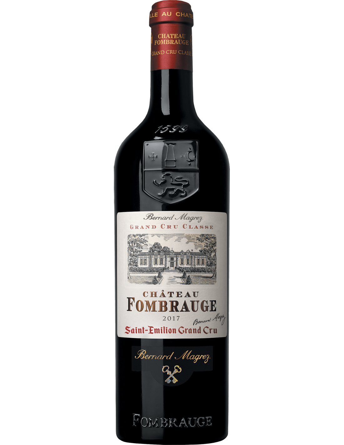 Vin rosu, Chateau Fombrauge Saint-Emilion, 0.75L, 14.5% alc., Franta