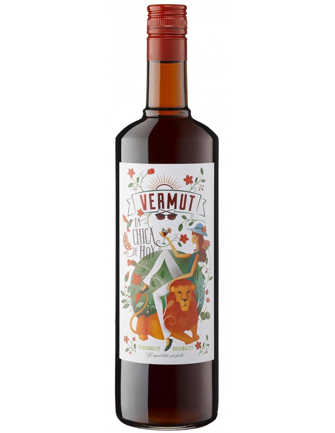 Vermut La Chica Hoy, 15% alc., 1L, Spania