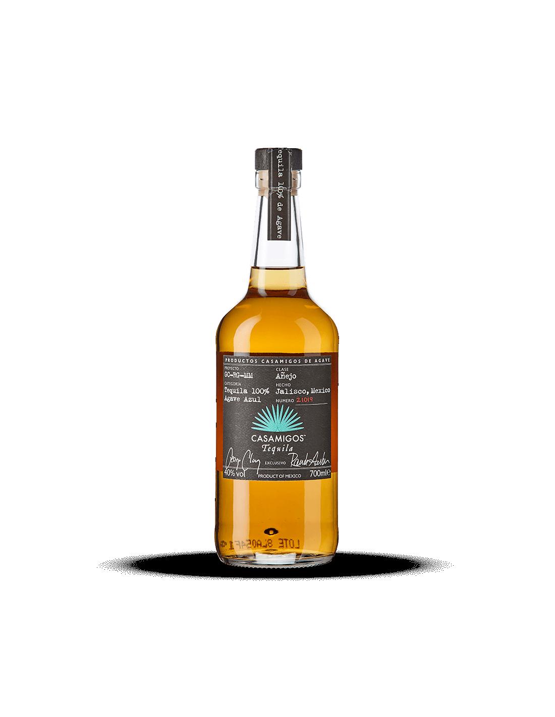 Tequila Casamigos Anejo, 40% alc., 0.7L, Mexic