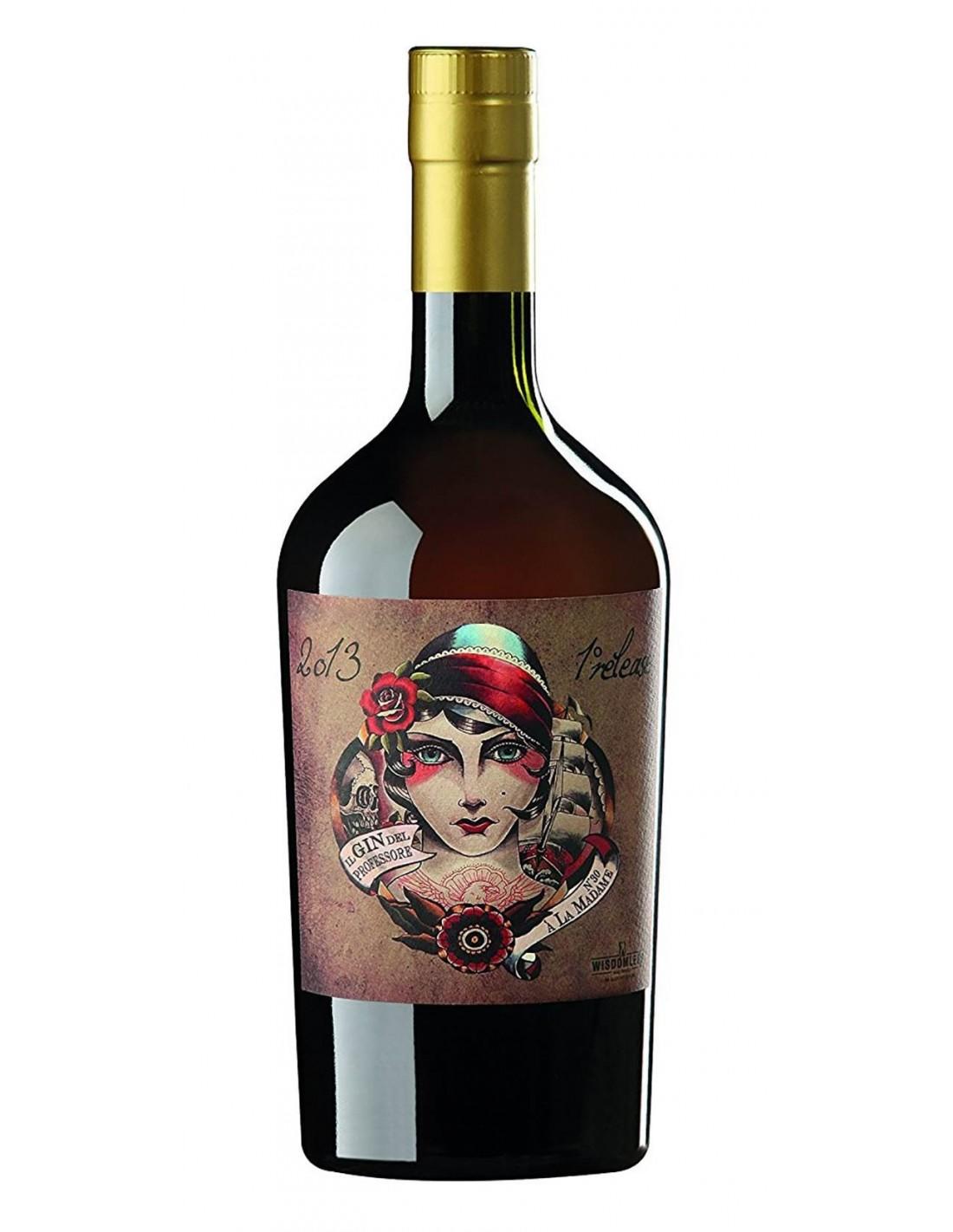 Gin Del Professore A La Madame, 42.9% alc., 0.7L, Italia