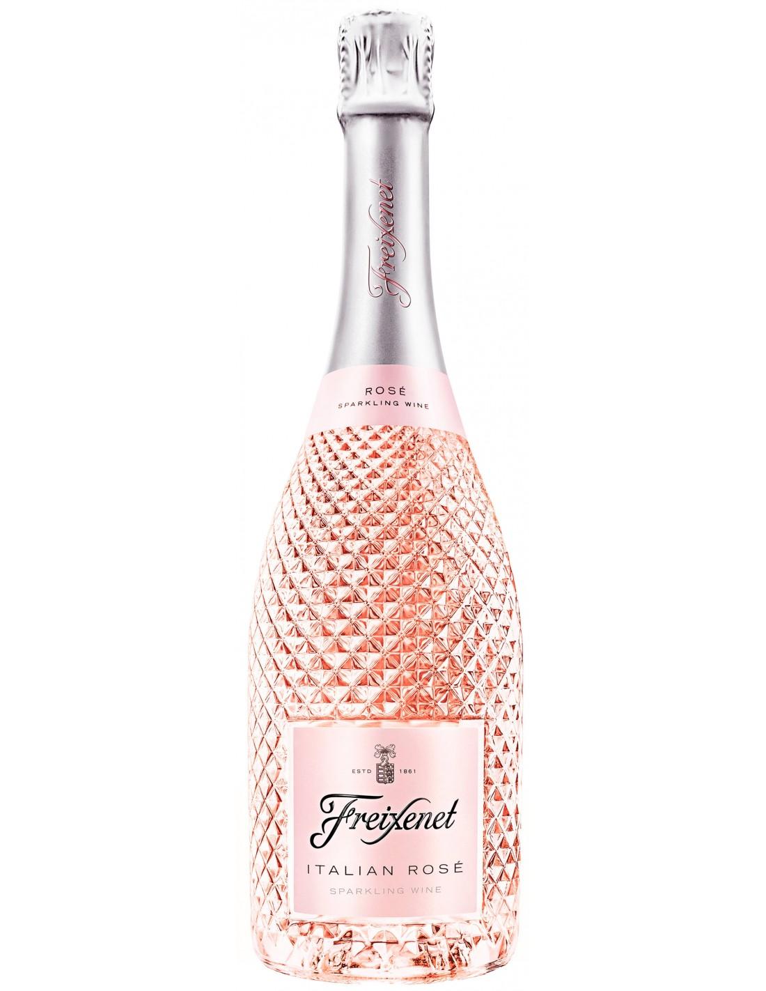 Vin spumant, Freixenet Italian Rose, 11% alc., 0.75L, Italia