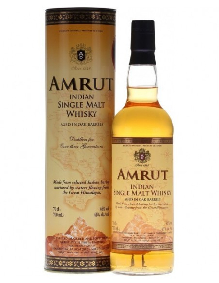 AMRUT INDIAN SINGLE MALT