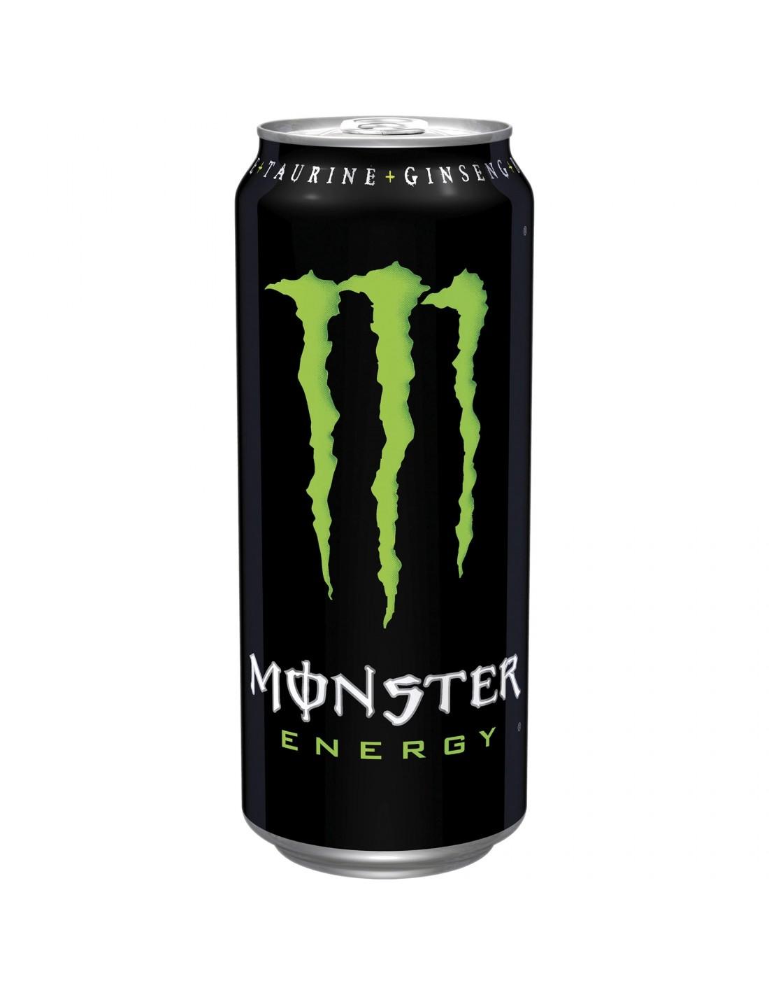 Energizant Monster Energy Drink, 0.5L