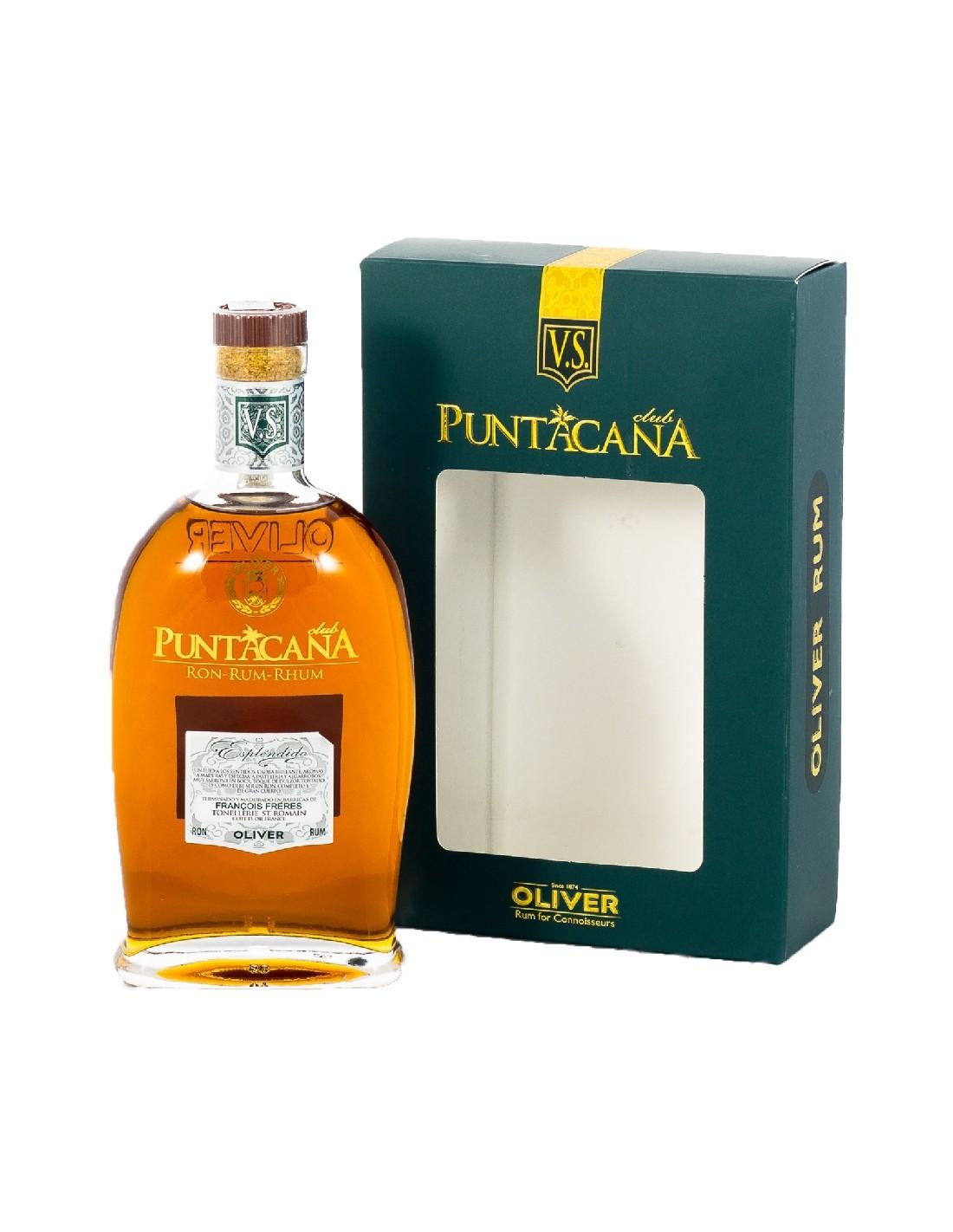 Rom Puntacana Club + GB, 38%, 0.7L