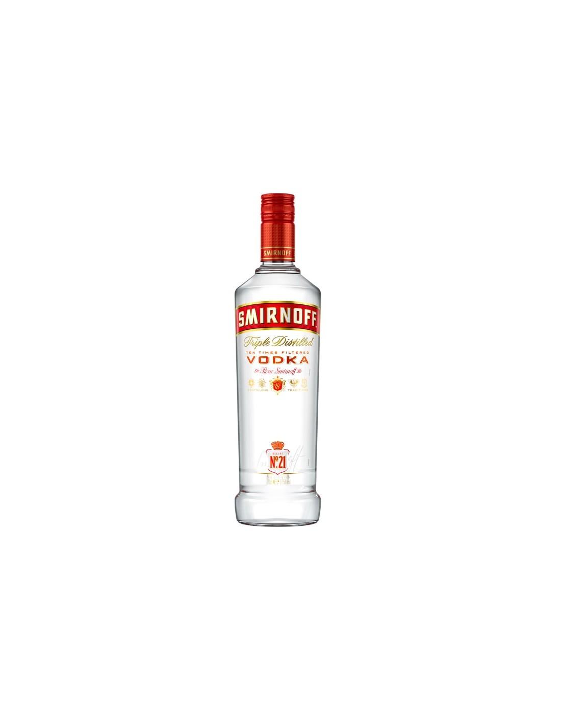 Vodca Smirnoff Red 3L, 40% alc., Rusia
