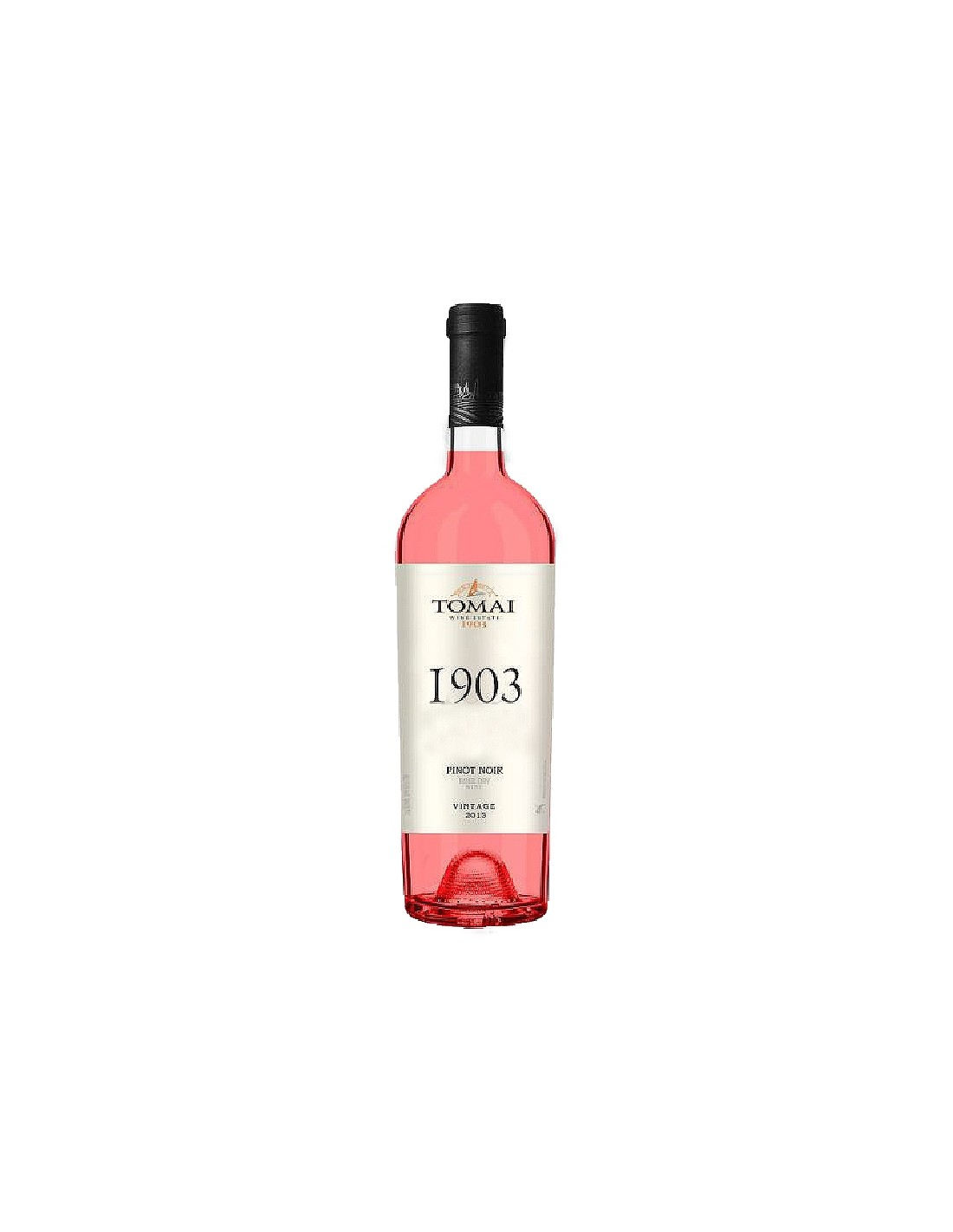 Vin roze sec, Pinot Noir, Tomai, 0.75L, Republica Moldova