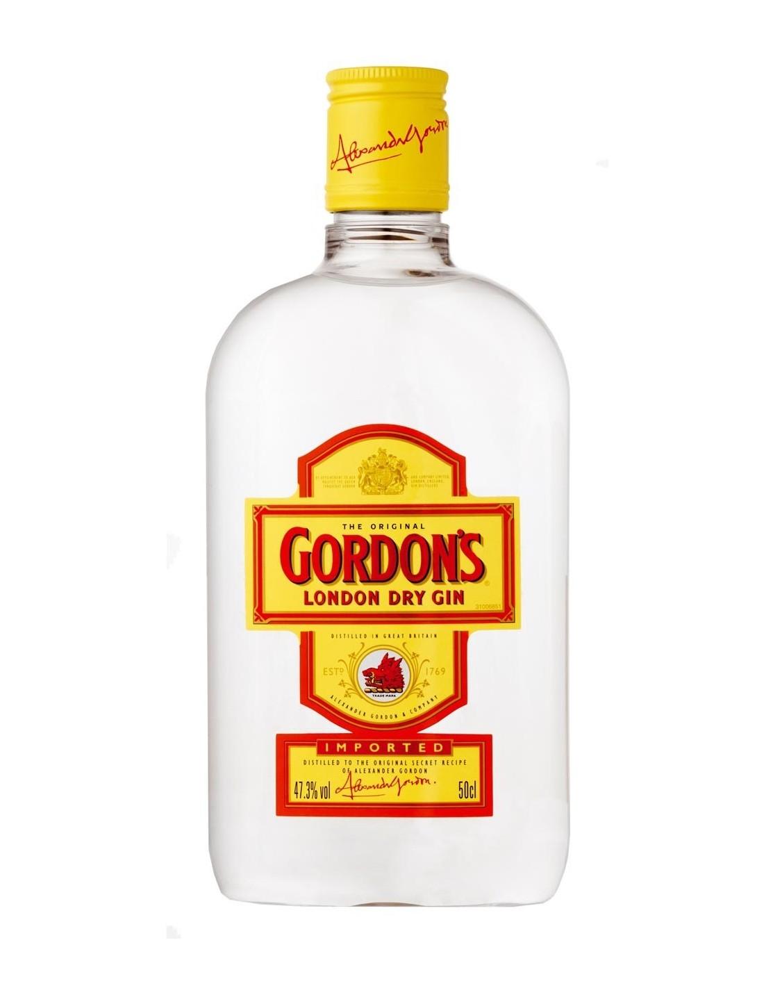 Gin Gordons Dry, 47.3% alc., 0.5L, Anglia