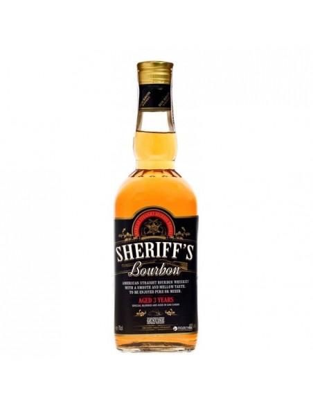 SHERIFF' S BOURBON