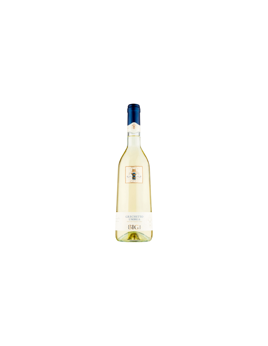 Vin alb sec, Grechetto, Bigi Umbria, 12% alc., 0.75L, Italia