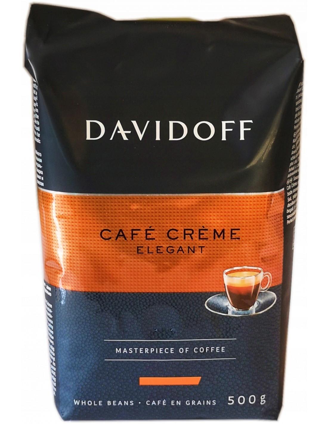Cafea boabe Davidoff Creme Elegant, 500g
