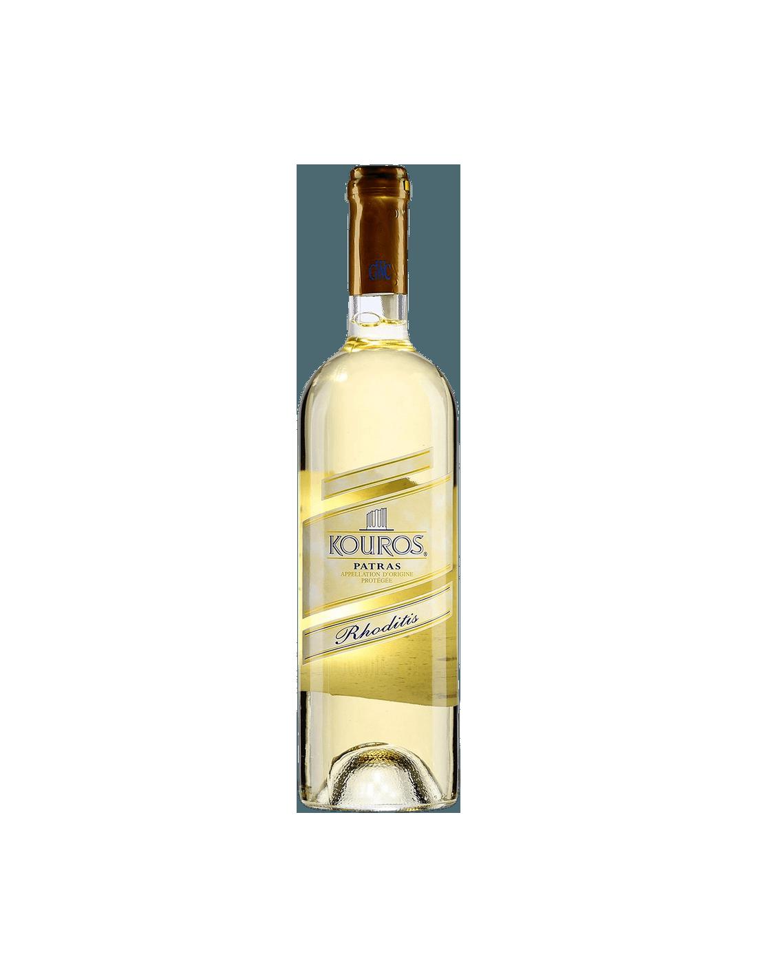 Vin alb sec Kouros, Nemeas, 12.5% alc., 0.75L, Grecia