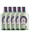 Pachet 5 sticle Gin Plymouth 41.2% alc., 0.7L, Anglia