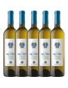 Pachet 5 sticle Vin alb, Allegorie Assyrtiko White, 0.75L, Grecia