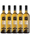 Pachet 5 sticle Vin alb, Tenimenti Ca' Bianca Gavi, 0.75L, 12% alc., Italia