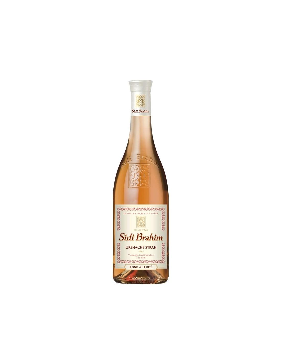 Vin roze sec, Cupaj, Sidi Brahim, 0.75L, Tunisia