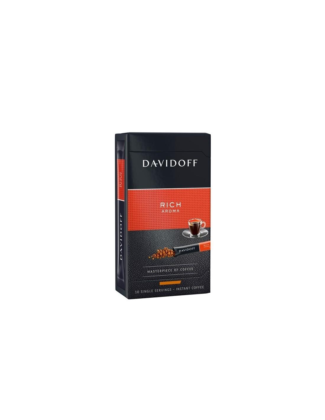 Cafea instant Davidoff Rich Aroma Sticks, 18g