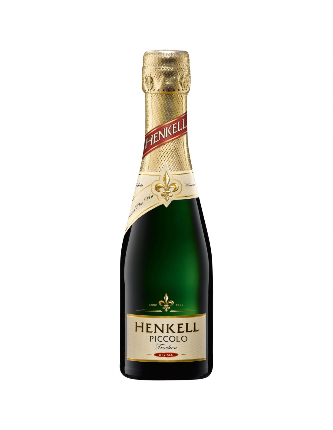 Vin spumant sec, Henkell Piccolo Trocken, 11.5% alc., 0.2L, Germania