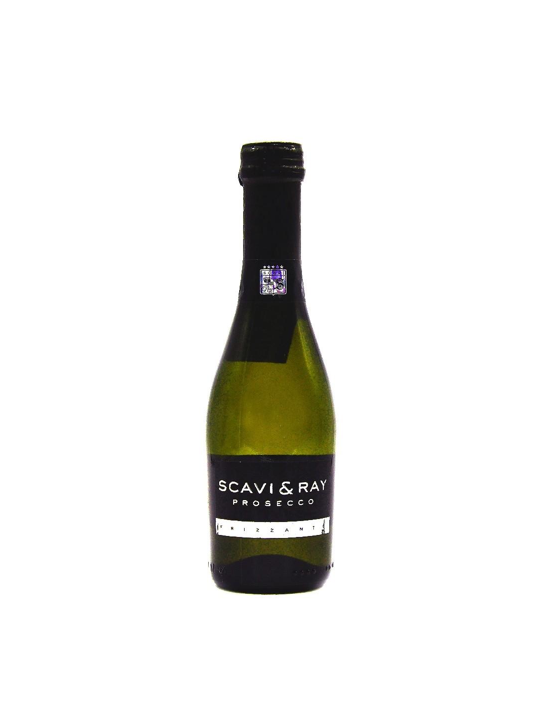 Frizzante Wine, Scavi&Ray Prosecco, 10.5% alc., 0.2L