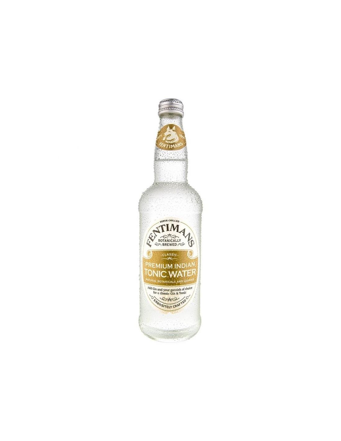 Apa tonica Fentimans Premium Indian, 0.2L