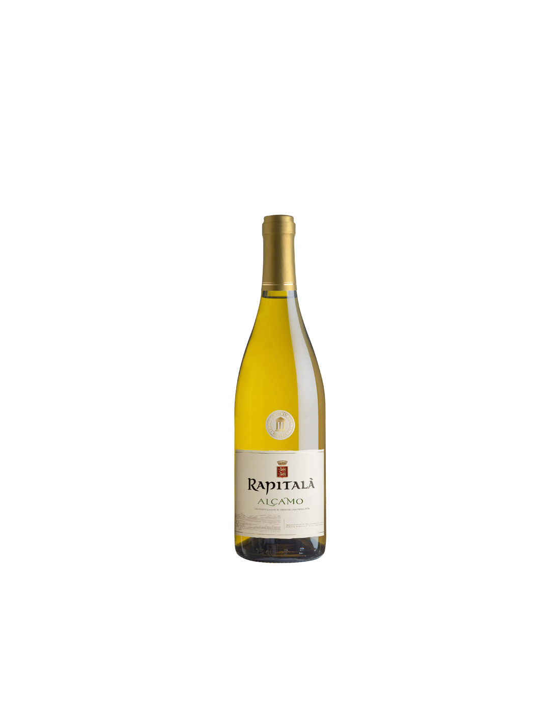 Vin alb, Tenuta Rapitala Alcamo, 12% alc., 0.75L, Italia