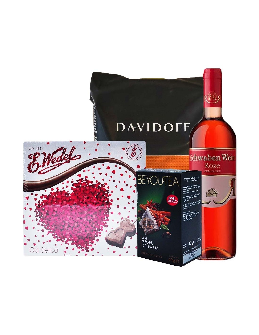 Pachet Wein Recas Delight