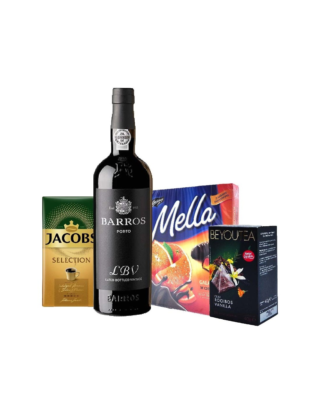 Pachet Barros Delight & Jacobs Selection