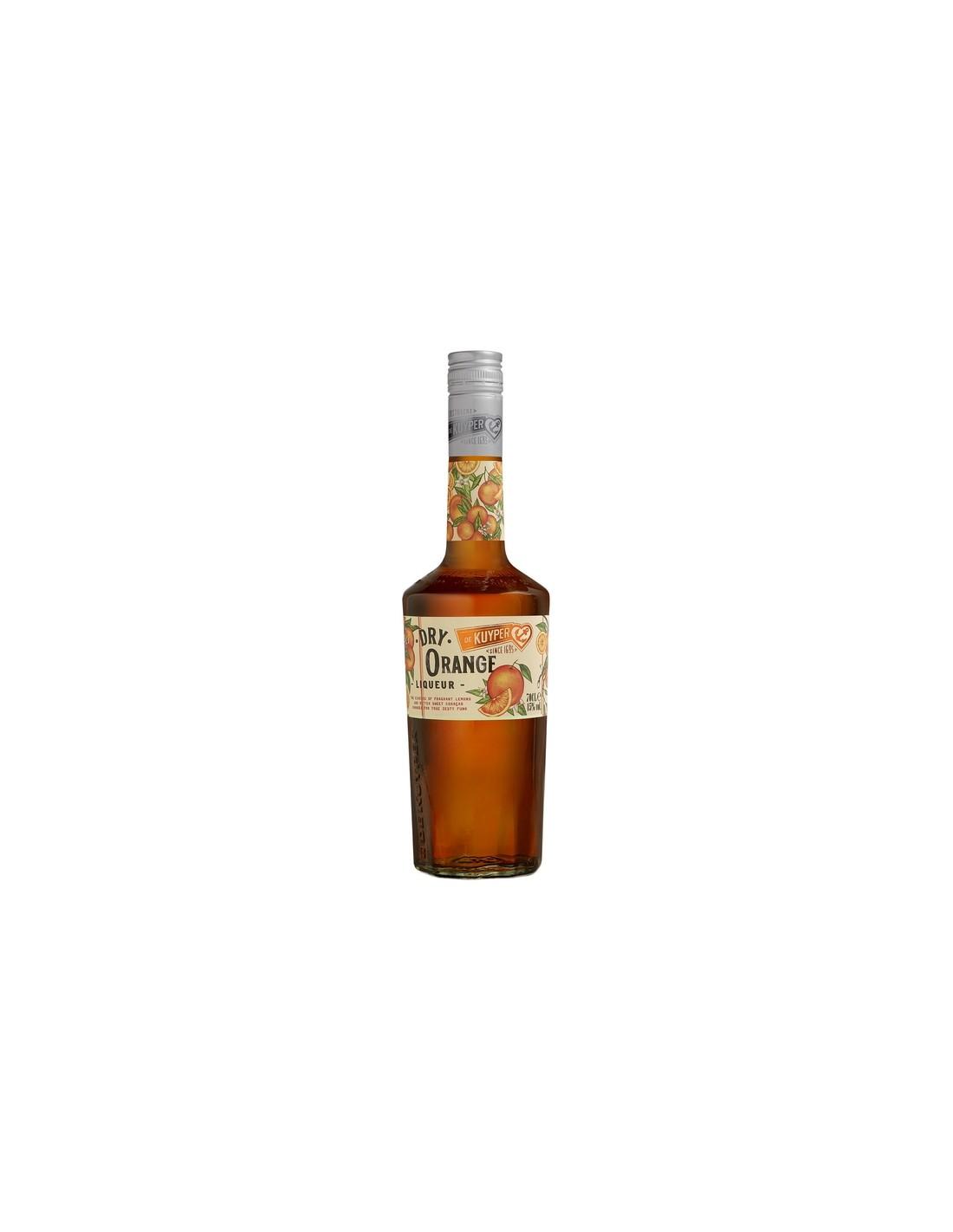 Lichior De Kuyper Dry Orange 0.7l Alc. 15%
