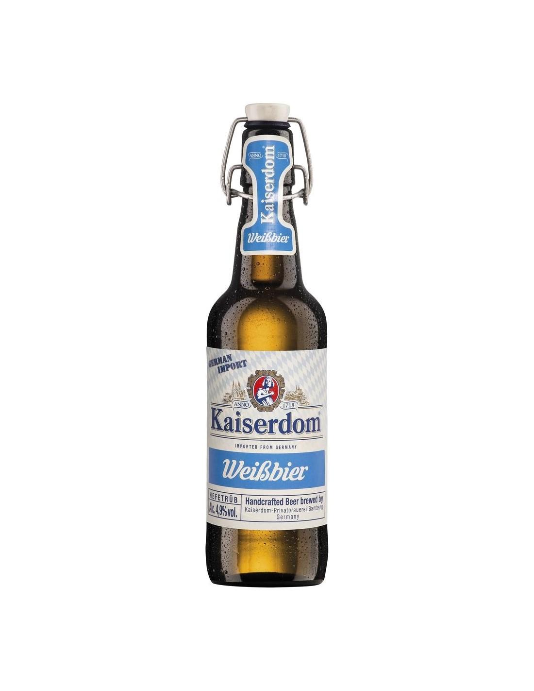 Bere blonda, Kaiserdom, 4.9% alc., 0.5L, Germania