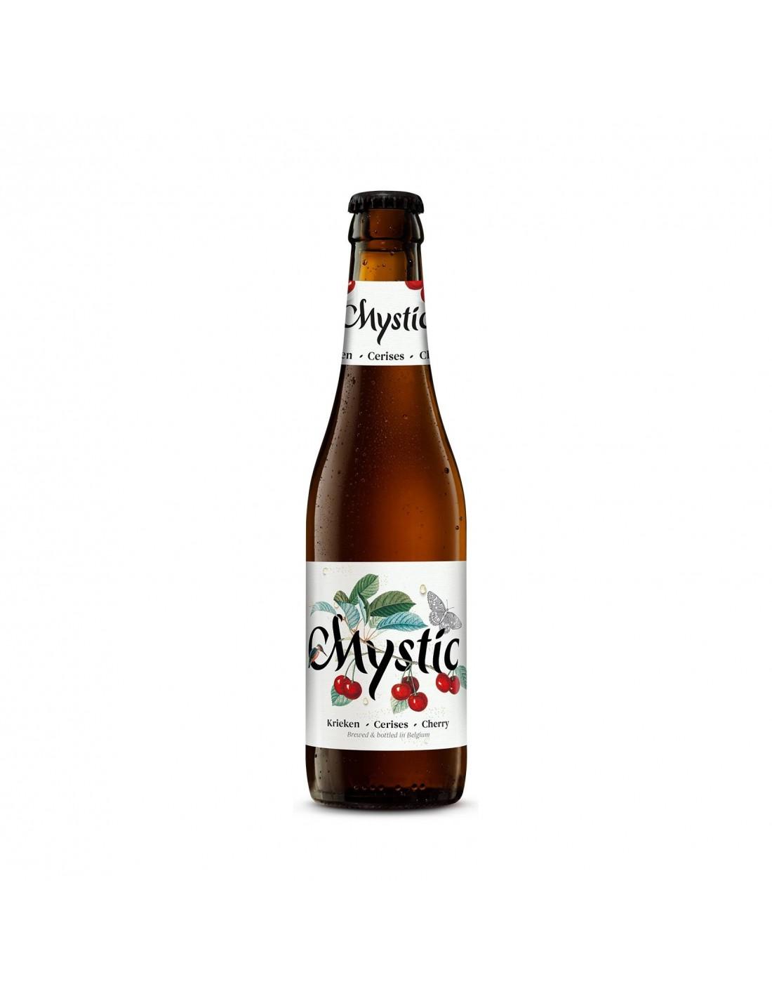 Bere Mystic Cirese, 3.5% alc., 0.25L, Belgia