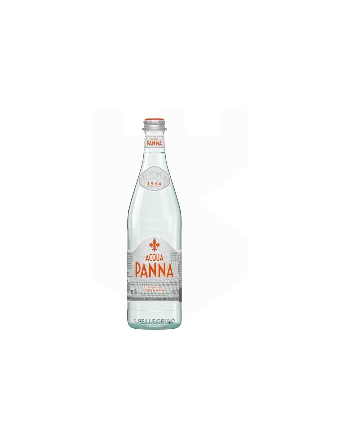 Apa plata, Acqua Panna Toscana, 0.75L, Italia