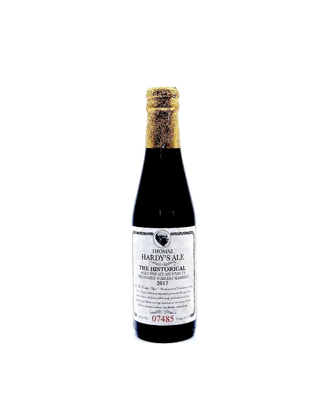 Bere ale, Thomas Hardy, 12.7% alc., 0.25L