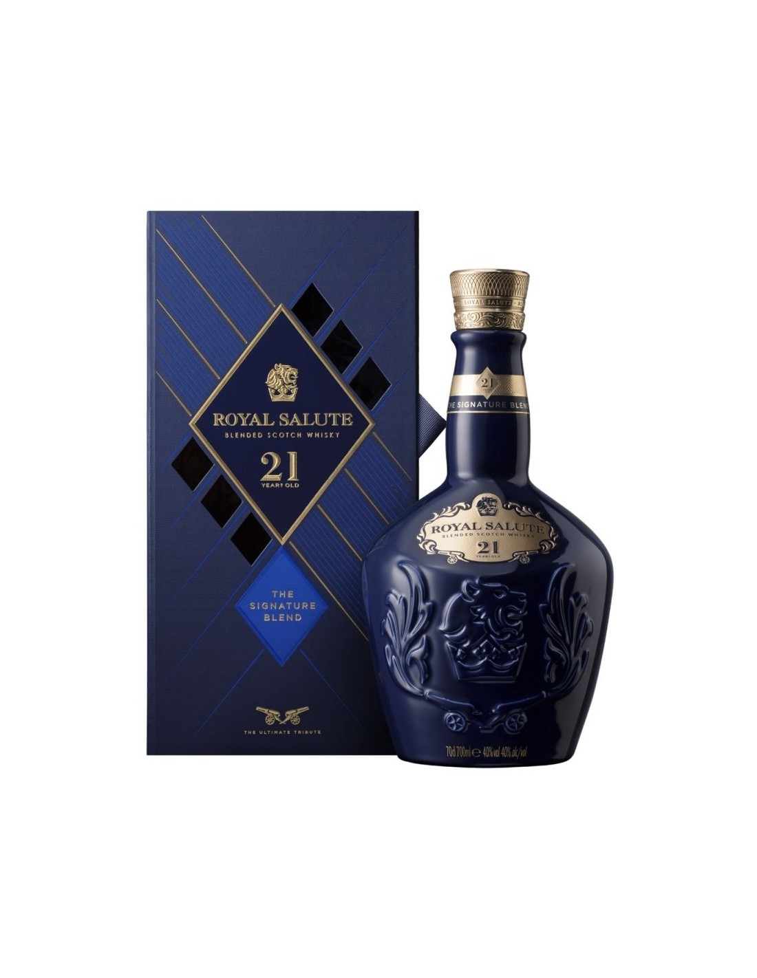 Whisky Chivas Regal Royal Salute 21 ani, 40% alc., 0.7L, Scotia