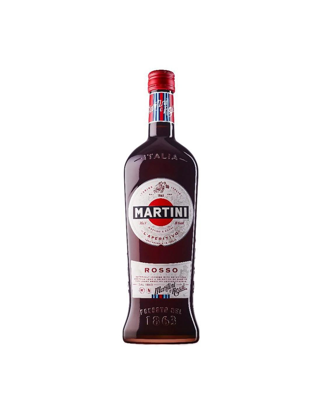 Aperitiv Martini Rosso, 14.4% alc., 0.75L, Italia