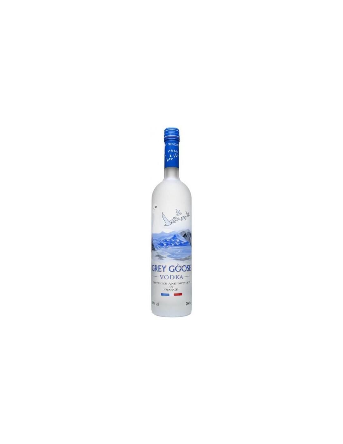 Vodca Grey Goose 0.7L, 40% alc., Franta