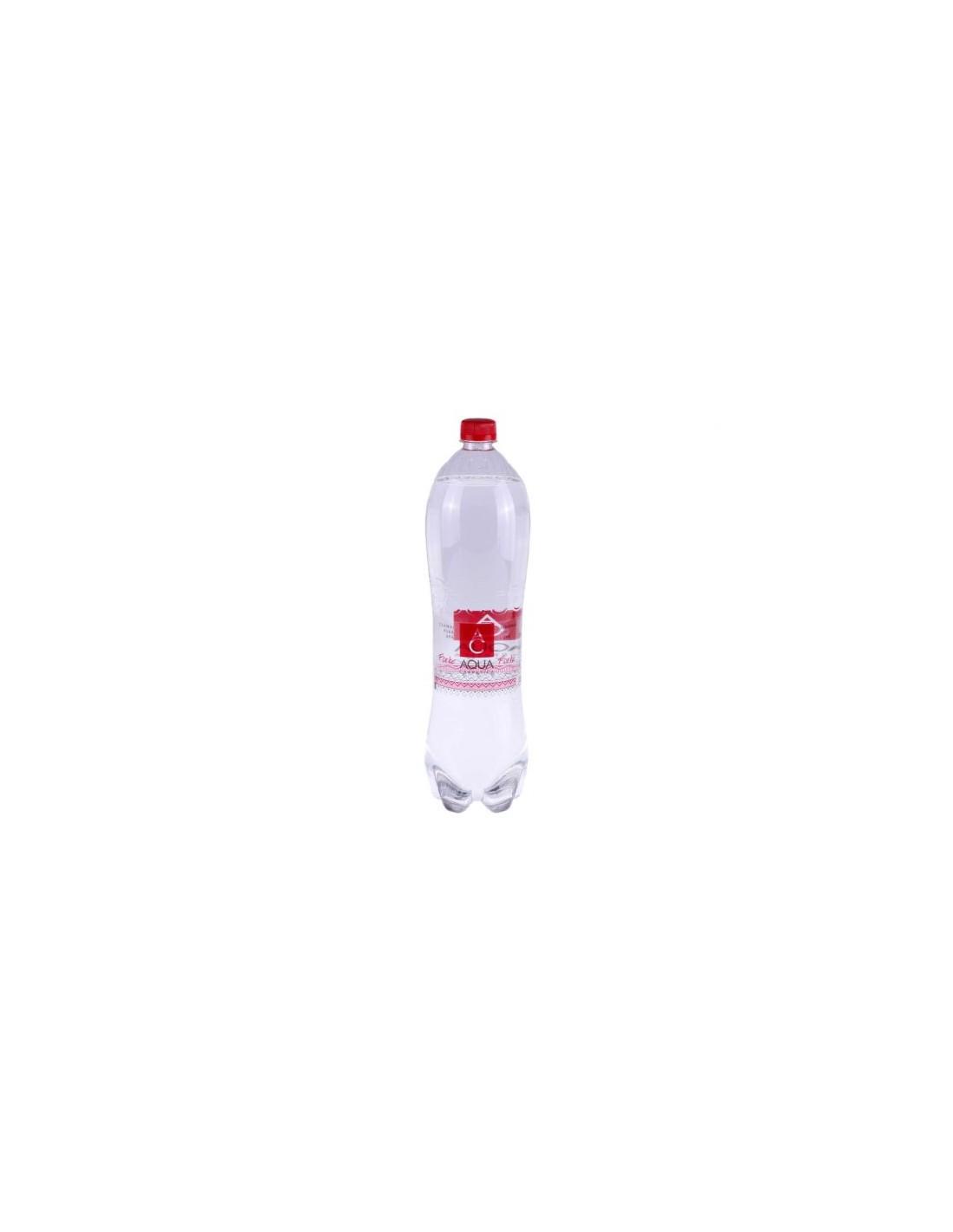 Apa minerala Aqua Carpatica Forte, 0.75L