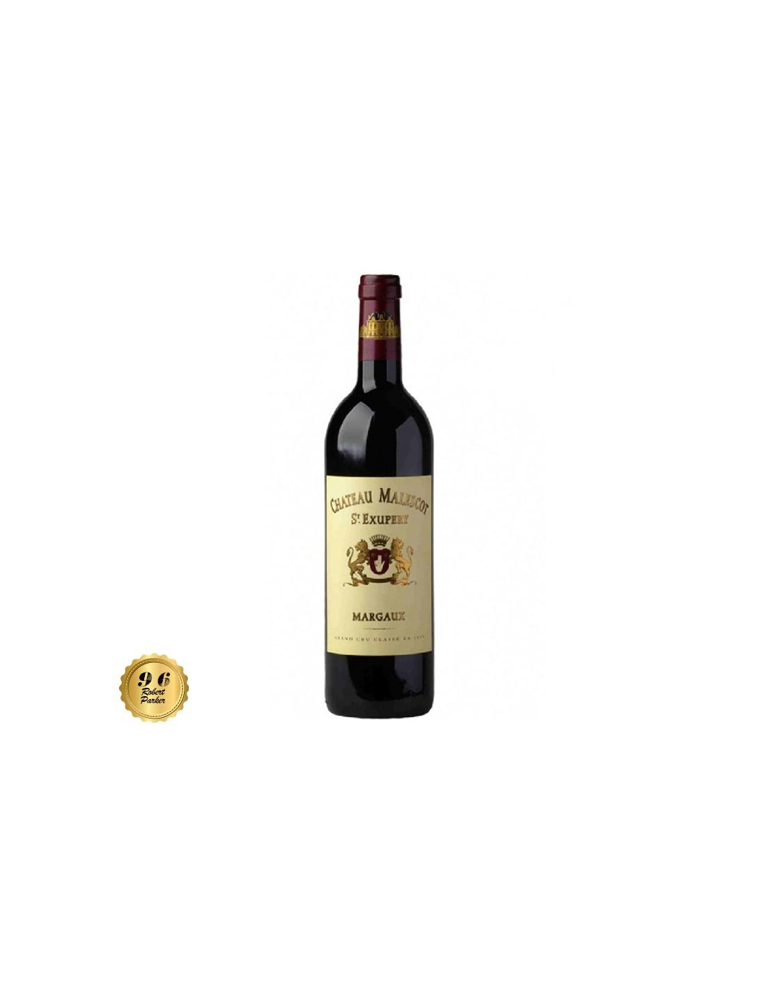 Vin rosu, Cupaj, Margaux, 0.75L, 12.8% alc., Franta