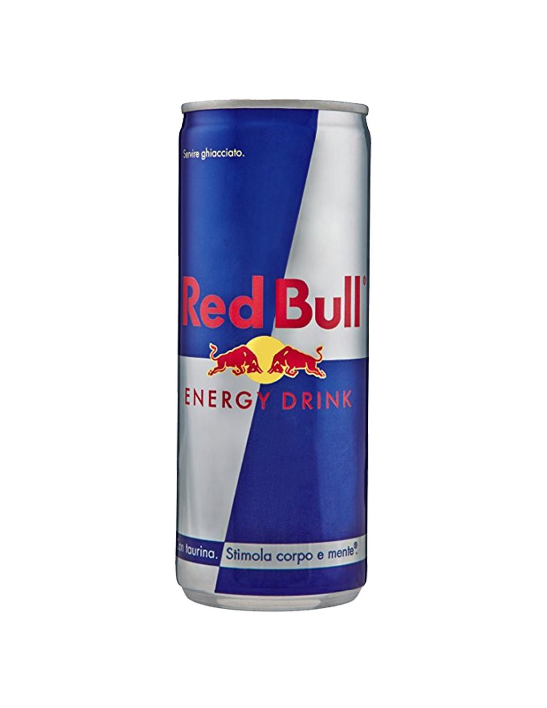 Energizant Red Bull doza 0.25L image0
