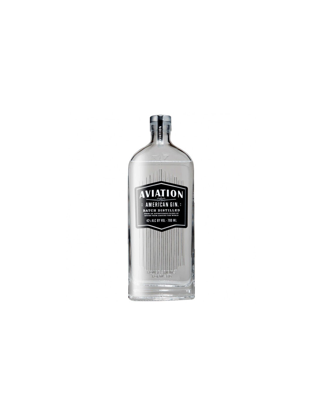 Gin Aviation, 42% alc., 0.7L, America