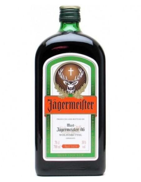 JAGERMEISTER 0.7L