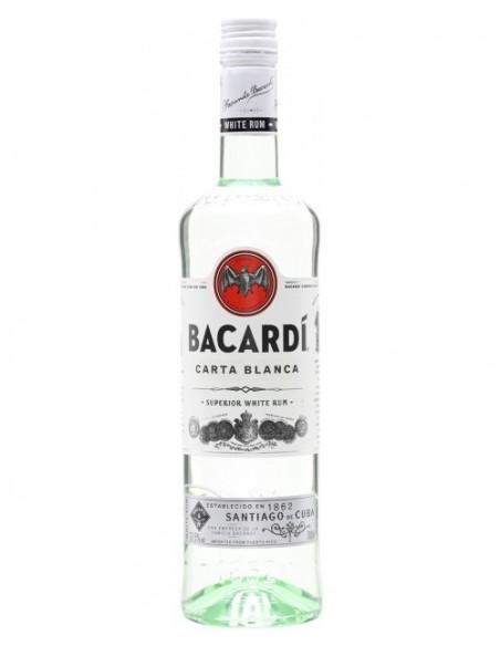 BACARDI CARTA BLANCA WHITE