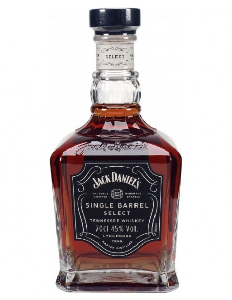 JACK DANIEL'S SINGLE BARREL 0.7L