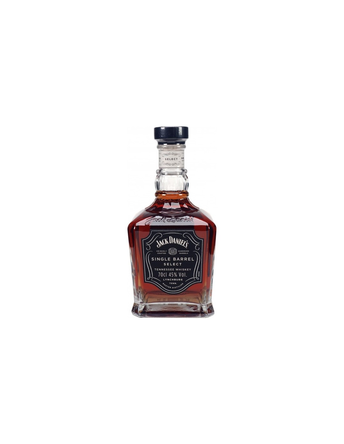 Whisky Bourbon Jack Daniel's Single Barrel, 45% alc., 0.7L, America