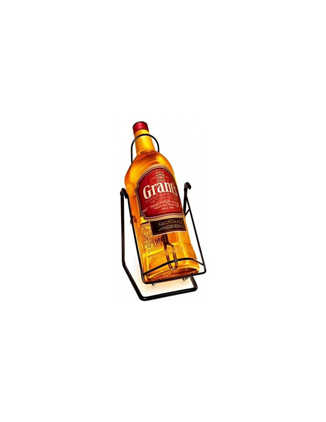 Blended Whisky Grant's, 40% alc., 3L, Scotia