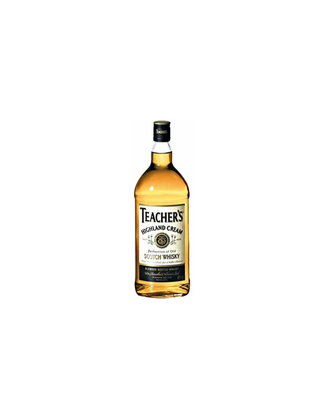 Whisky Teacher's, 40% alc., 1L, Scotia
